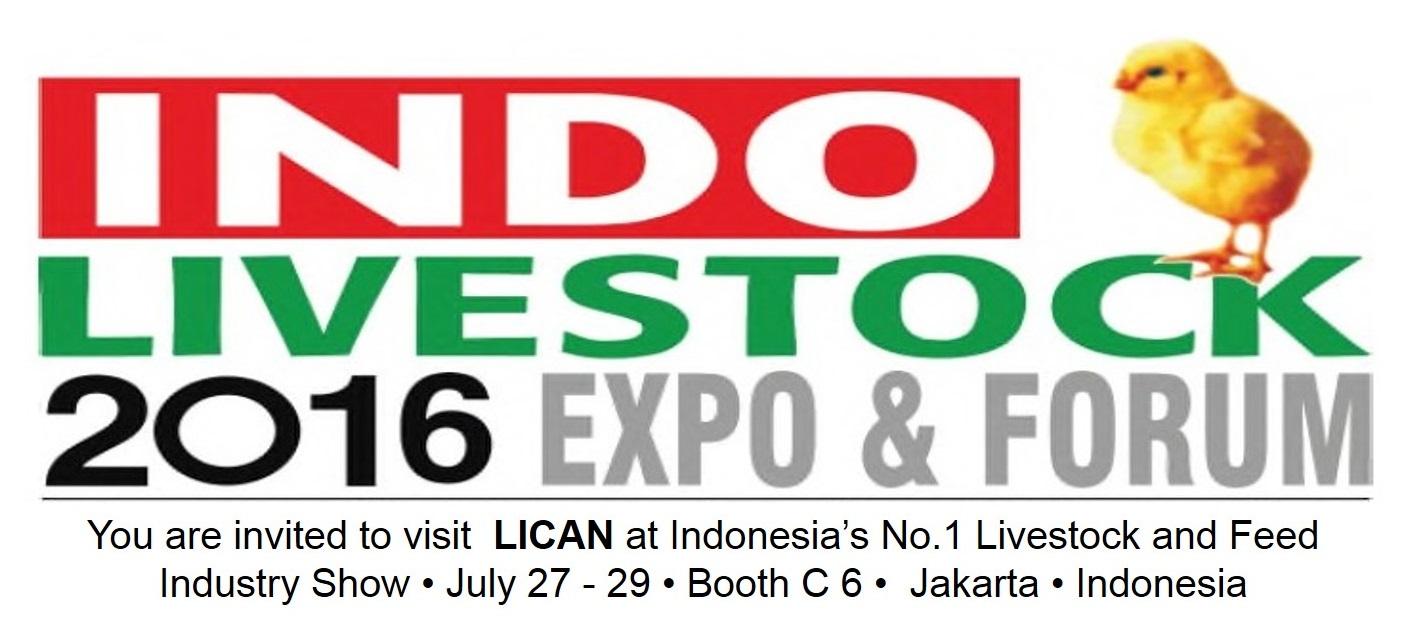 indolivestock 2016 jakarta indonesia